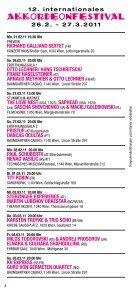 Akkordeon FestivAl - Accordions Worldwide - Seite 4