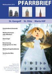 Maria Hilf INTERN - St. Gangolf