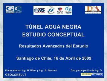 GEOCONSULT De La Torre & Asociados - ITS Chile