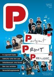 kalender märz 2008 - P-Magazin