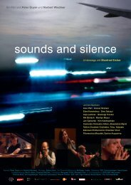 Pressemappe - Sounds and Silence