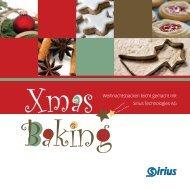 Weihnachtsbacken leicht gemacht mit Sirius Technologies AG