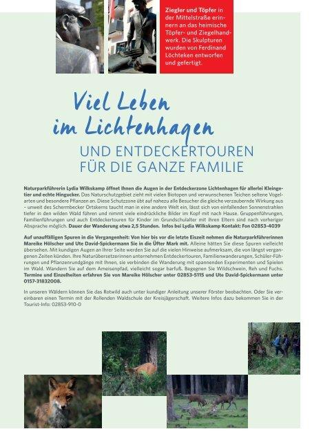 Willkommen in Schermbeck