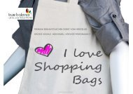 I love Shopping Bags