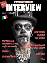 TRAKS INTERVIEW #3