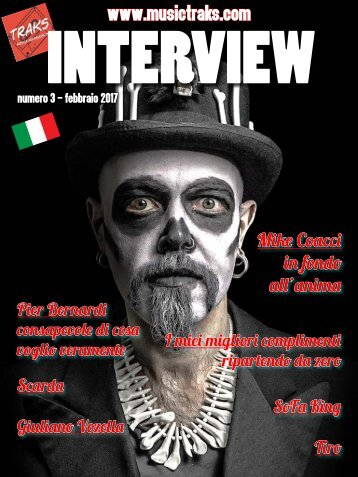 TRAKS INTERVIEW #3