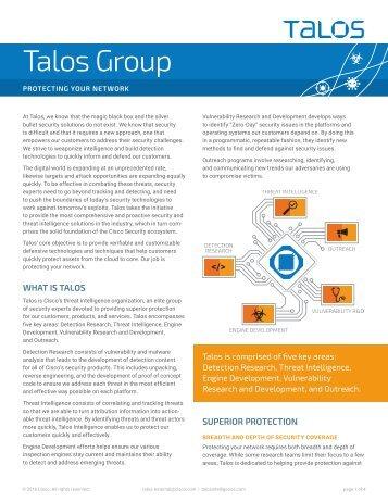 Talos Group