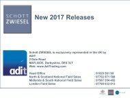 New 2017 Releases