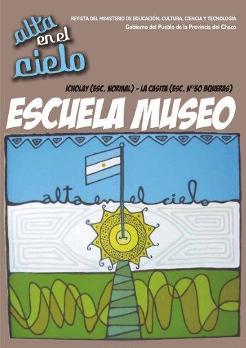 Revista Alta en el cielo 2012