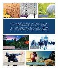 2016 Clothing Catalogue-BJ Marketing