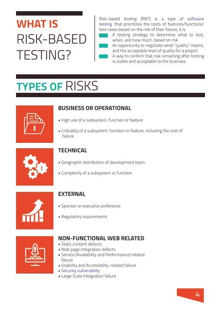 HEURISTIC RISK-BASED TEST AUTOMATION