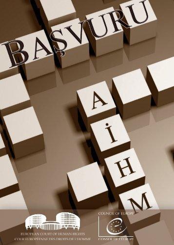 AİHM'ye başvurunuz Nasıl başvurulur ve başvurunuz nasıl işlem görür