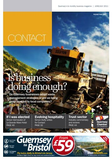 Contact - Guernsey Chamber of Commerce