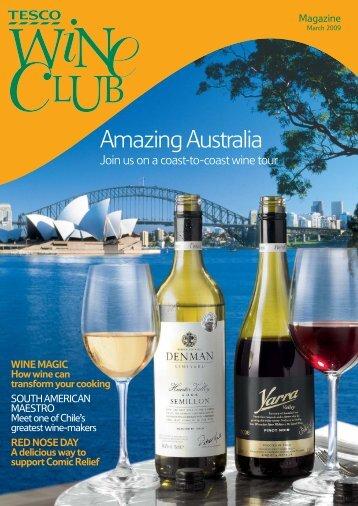 Tesco Wine Club
