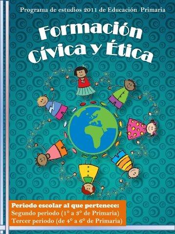 revista formacion civica y etica