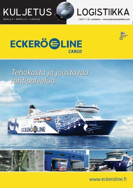 Kuljetus & Logistiikka 1 / 2017