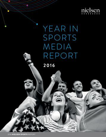 YEAR IN SPORTS MEDIA REPORT