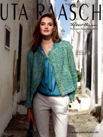 Каталог Uta Raasch весна-лето 2017. Заказ одежды на www.catalogi.ru или по тел. +74955404949