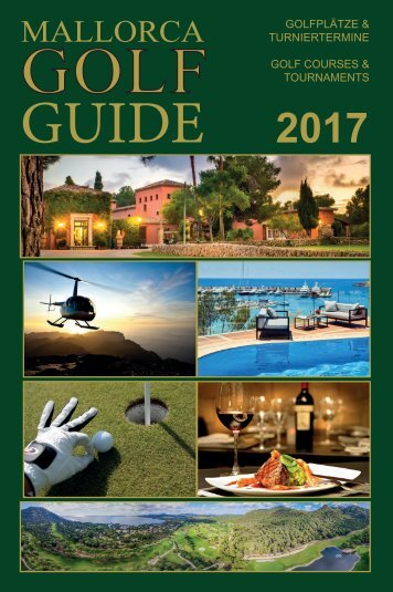 Mallorca Golf Guide 2017