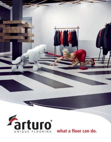 Arturo Imagebroschüre