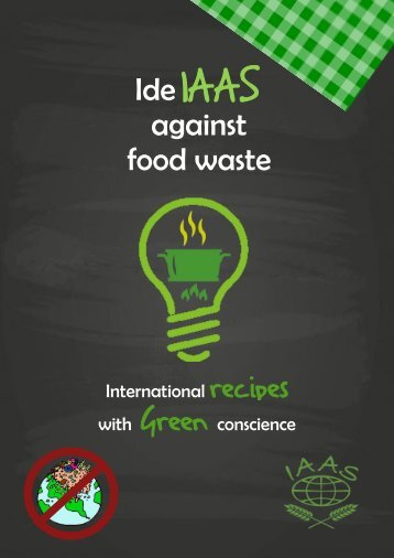 IdeIAAS Against Food Waste