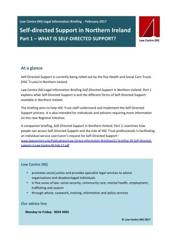 support individuals with self-directed support essay How to get self-directed support making a support plan some local authorities have set up advocacy services to help you with self-directed support friends of headway individual membership join/renew contact us t: 0115 924 0800 e: enquiries@headwayorguk.