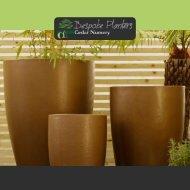 Cedar Nursery Bespoke Planters