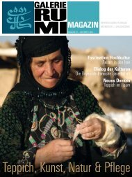 RUMI Magazin Ausgabe 1