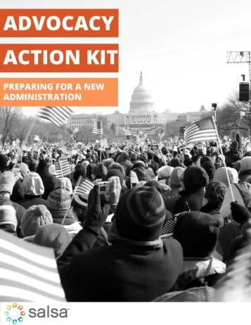 RALLY ORGANIZE IMPACT POLICY
