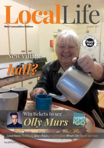Local Life - West Lancashire - March 2017