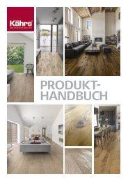Kährs Produkthandbuch 2017