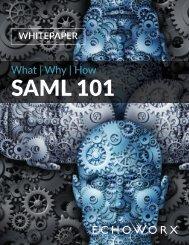 SAML 101