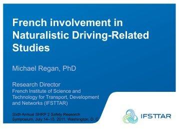 Michael Regan - Transportation Research Board