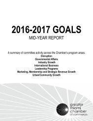 2016-2017 GOALS