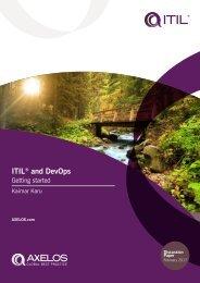 ITIL and DevOps