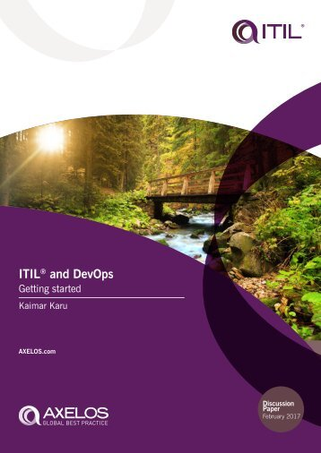 ITIL and DevOps