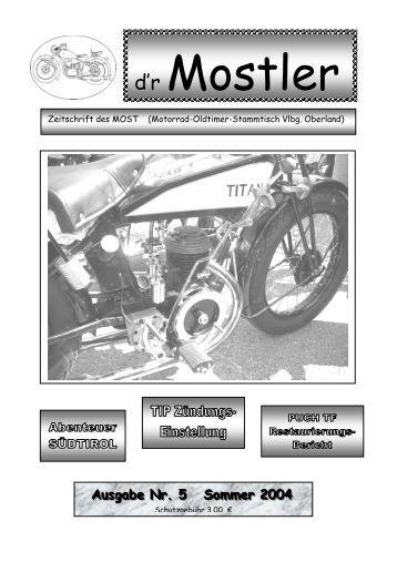 Mostler 5 2004