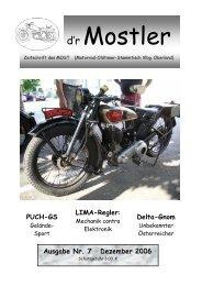 Mostler 7 2006