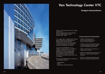 Van Technology Center VTC - FKN-GRUPPE