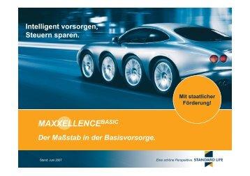 MAXXELLENCEBASIC - Makler-Freitag
