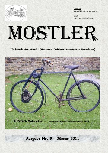 Mostler 9 2011