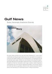 Gulf News Dubai, Vereinigte Arabische Emirate - ppi Media GmbH