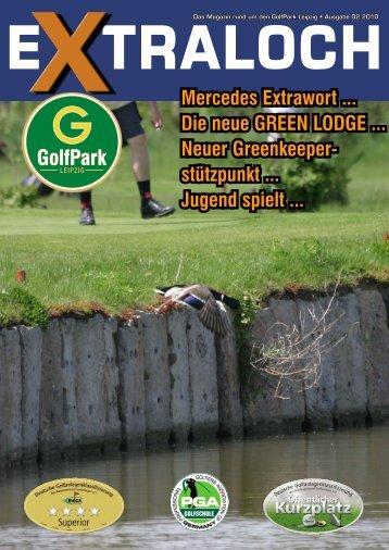 Mercedes Extrawort ... Die neue GREEN LODGE ... - GolfPark Leipzig