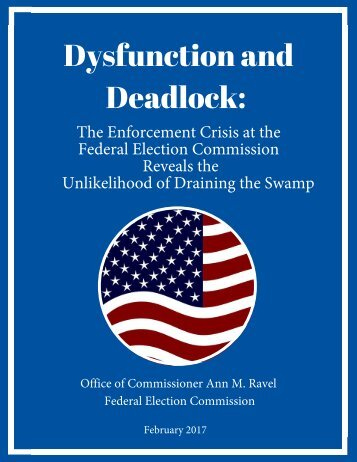 Dysfunction and Deadlock