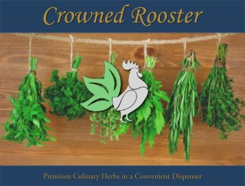 Crowned Rooster