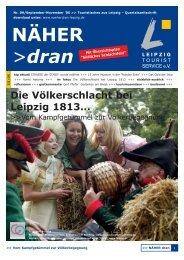 im fokus - Leipzig Tourismus und Marketing GmbH