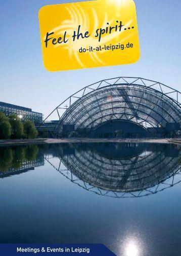 Meetings & Events in Leipzig