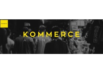 Kommerce-Agency