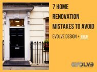 7 Home Renovation Mistakes To Avoid