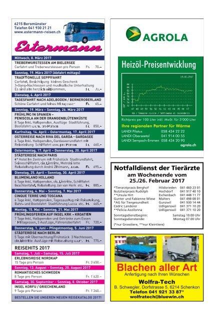 Barni-Post, KW 08, 22. Februar 2017